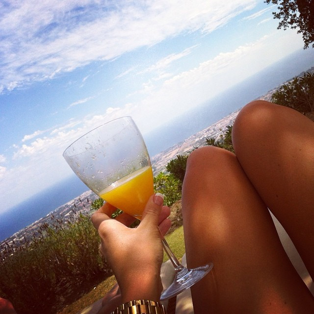 Life in Marbella..