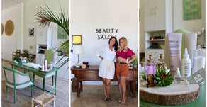 Introducing my Beauty Therapist at Geoffrey Lopilato Organic Salon in Marbella