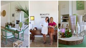 Introducing my Beauty Therapist at Geoffrey Lopilato Organic Salon in Marbella