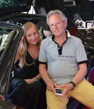 Pagani Car Marbella