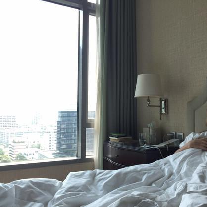 Oriental Residence Bangkok Room10