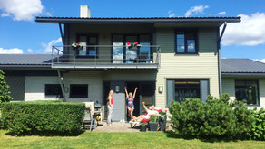Summer holidays in my hometown Pärnu, Estonia!