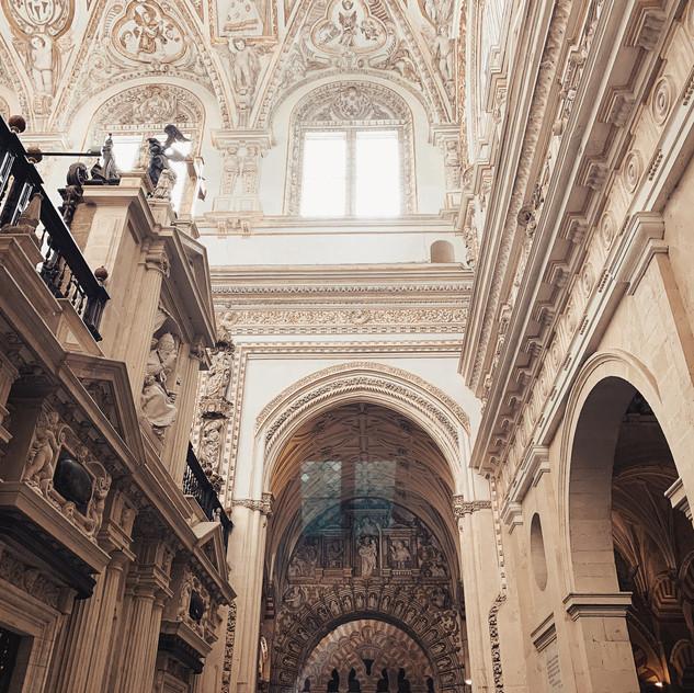 Mezquita Cordoba Cathedral Photos Blog16