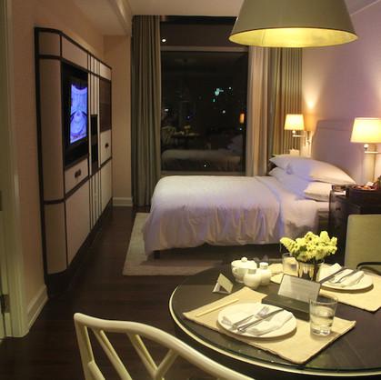Oriental Residence Bangkok Room9