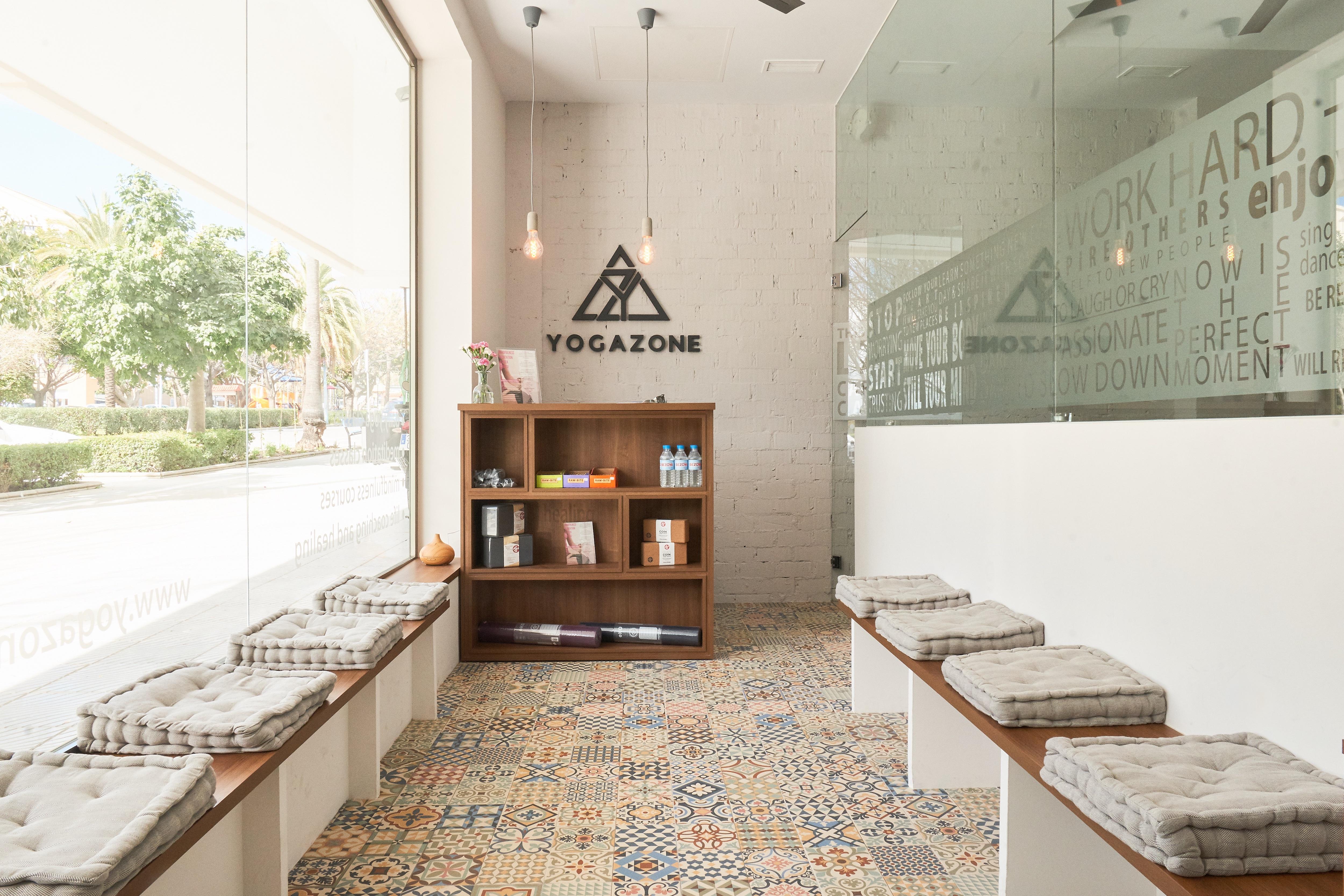 New beautiful yoga studio in marbella yogazone!