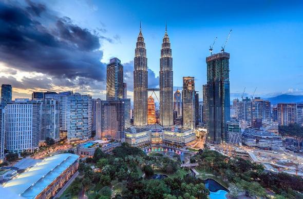 Kuala Lumpur Sky Bar 1