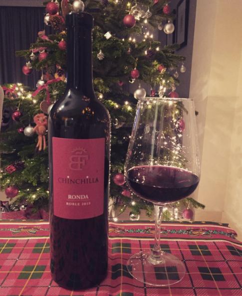 Best wine in ronda Chinchilla