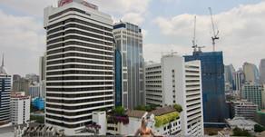 Last stop: Shama Serviced Apartments in Bangkok