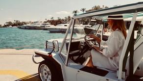 Would you like to drive a Mini Moke?