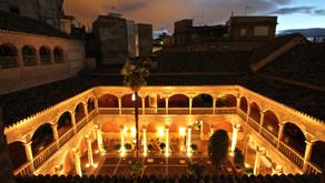 Weekend at the 5* AC Palacio de Santa Paula in Granada