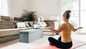 Yogazone Marbella is offering online classes!