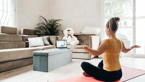 Yogazone Marbella is offering online classes!