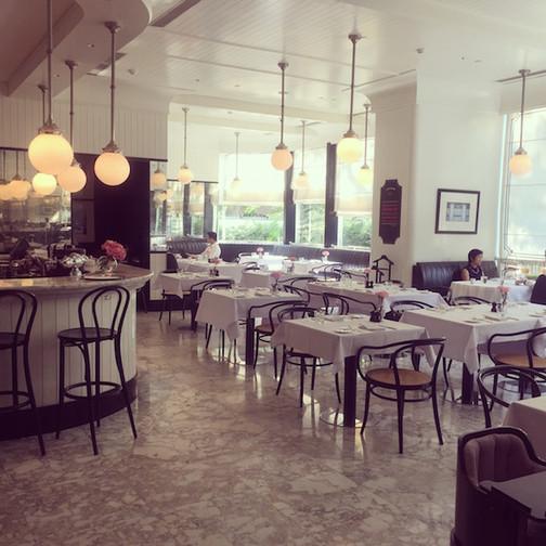 Cafe Claire Bangkok Oriental
