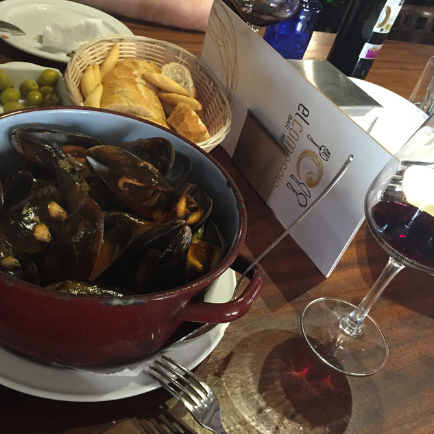Best places to eat in marbella