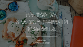 My Top 10 Healthy or Organic Cafes in Marbella Vol.1