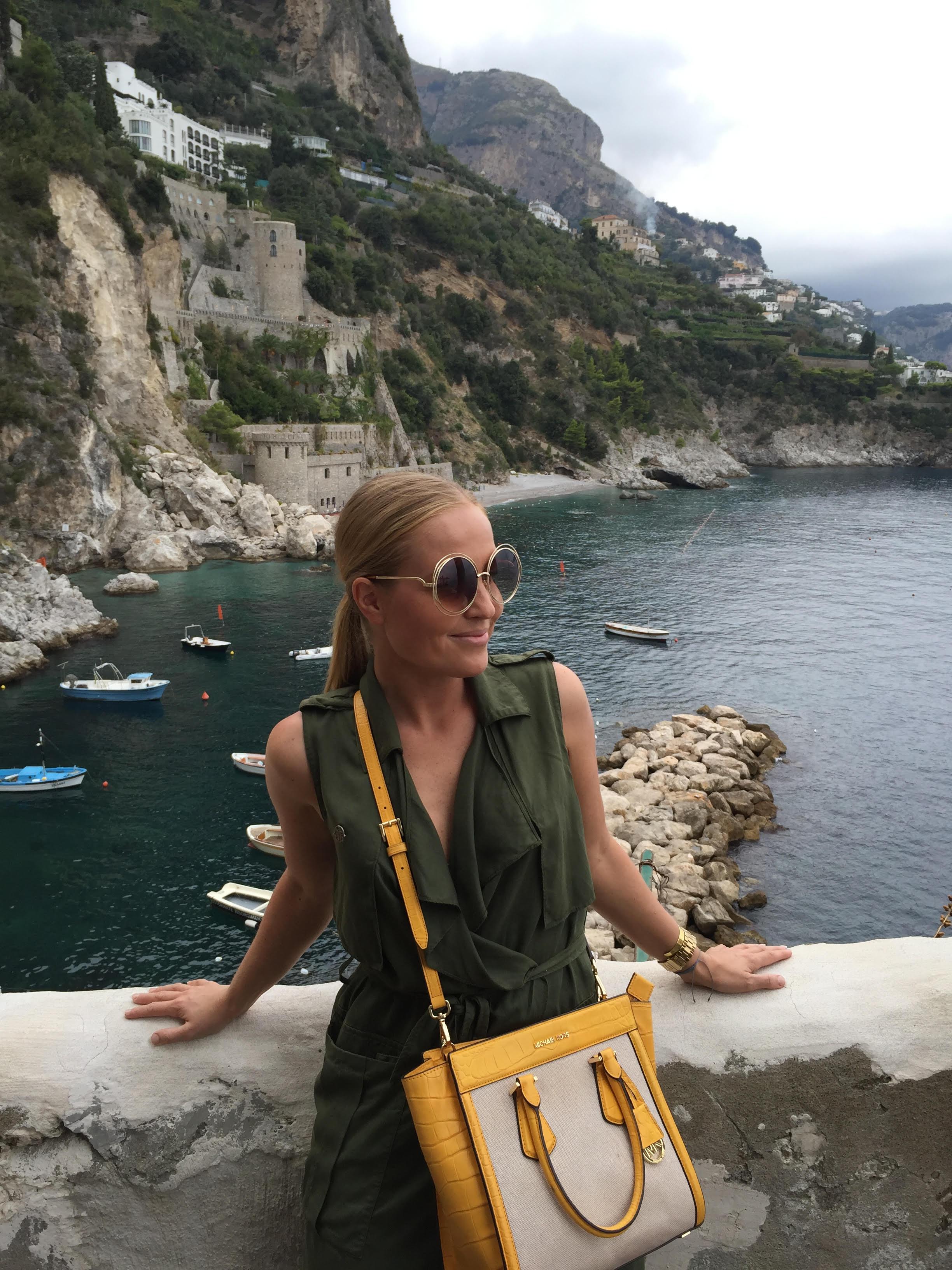 Amalfi Travel Blog