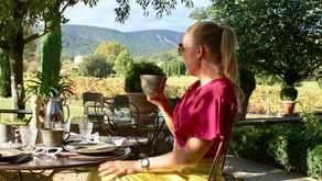 Provence Holiday #7: Dining at La Bastide de Marie