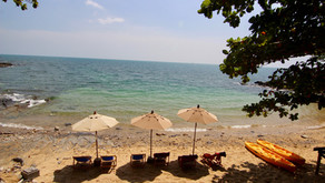 Private Beach Day+Lunch & Dinner at Crown Lanta Resort