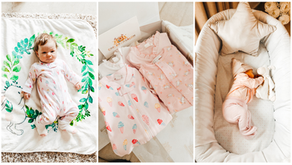 Baby Tips for 0-3 months: Clothing
