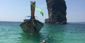 Thailand Travel Blog #8: Poda Island & Railey Beach