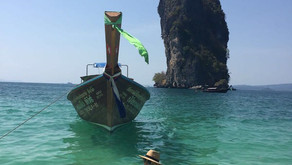 Thailand Travel Blog #8: Poda Island & Railey Beach