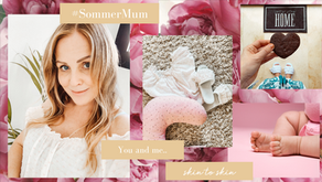 The perfect gift for a new mum - Baby Skin2Skin Maternity Basket