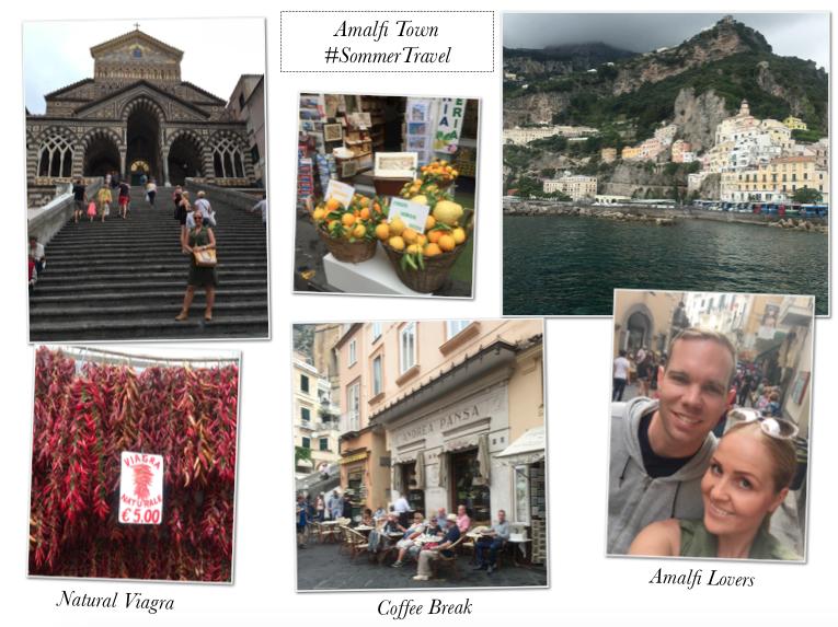 Amalfi Coast Tene Sommer Blog
