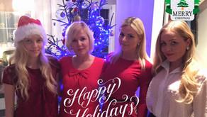 Merry Christmas from Estonia!