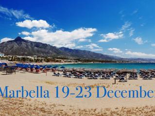 Marbella 19-23 December