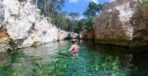 Mexico Blog #8: Casa Tortuga Cenotes in Tulum