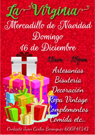 La Virginia Christmas Market Marbella
