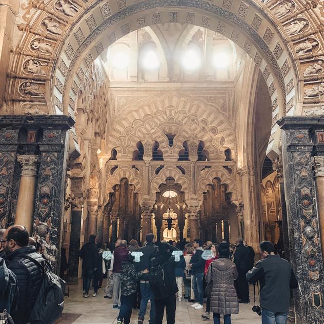 Mezquita Cordoba Cathedral Photos Blog18