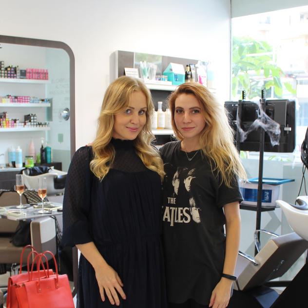 Marbella beauty hair salon