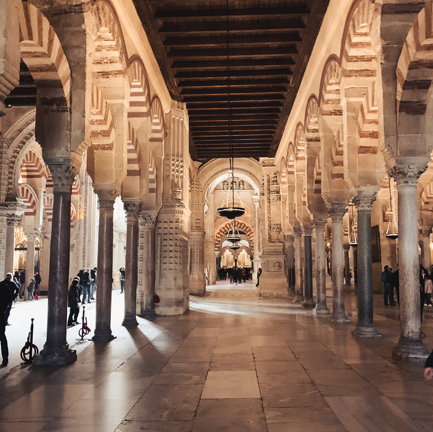 Mezquita Cordoba Cathedral Photos Blog13