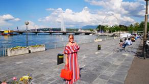 Weekend getaway in Geneva