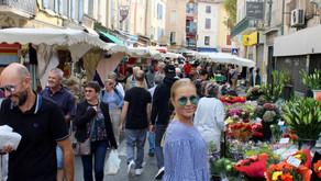 Provence Holiday #5: Saturday Market in Apt Village