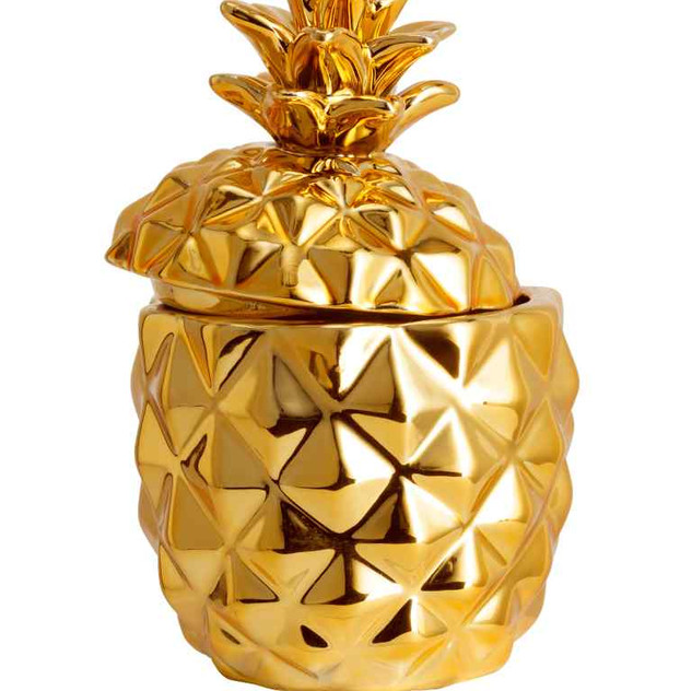 Pinapple Candle