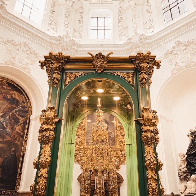 Mezquita Cordoba Cathedral Photos Blog29