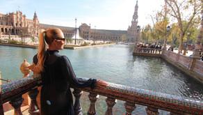 What to do in Seville: Plaza de España