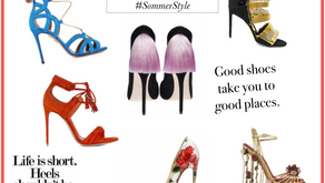 #SommerStyle: Shoespiration