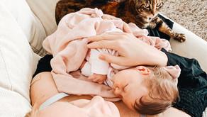 My (good & bad) experience with breastfeeding..