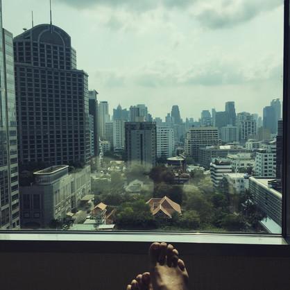 Tene Sommer Bangkok Travel Blog