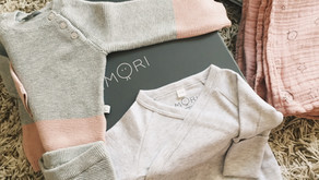 Baby Fashion: Cute Organic Cotton Baby Clothes by Mori