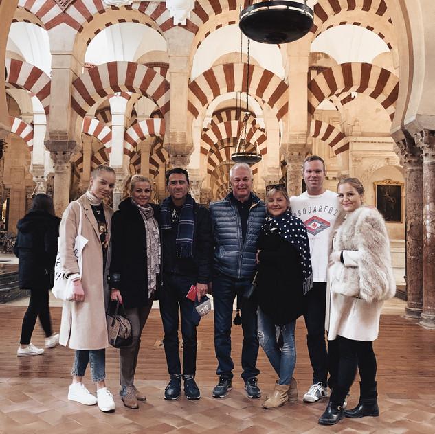 Mezquita Cordoba Cathedral Photos Blog24