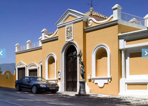 Marbella Gatsby Villa5