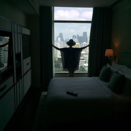 Oriental Residence Bangkok Room Blog