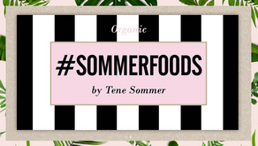 Exciting news! My own Organic Superfoods - #SommerFoods!