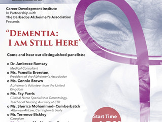 "Dementia ""I am Still Here ""Panel Discussion"
