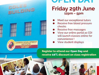CDI Open Day