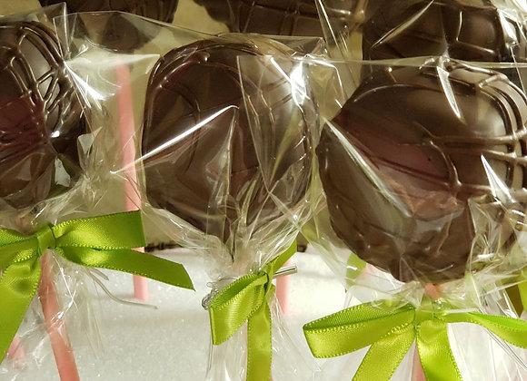 Cake Pop-Gluten Free-Chocolate Lover-6pk